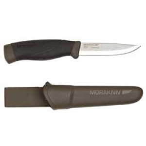 Mora Companion Heavy Duty MG CARBON STEEL